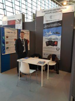 IMATEC was at Aerospace & Defense Meetings Torino